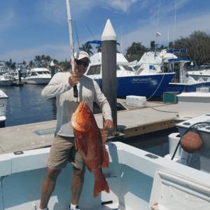 nuevo vallarta snapper fishing
